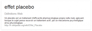 effet-placebo-definition